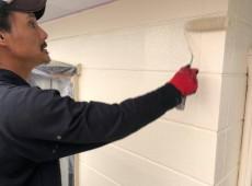 外壁塗装工事🔨