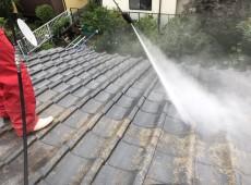 屋根塗装工事👷