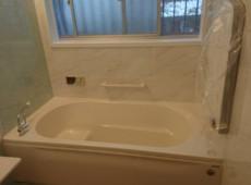 浴槽及び脱衣所改修工事