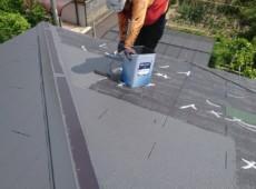 屋根塗装工事 筑紫野市
