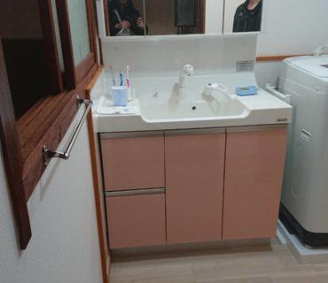浴槽及び脱衣所改修工事 施工後