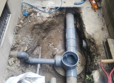 排水工事 工程2