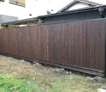 板壁新設工事 施工後