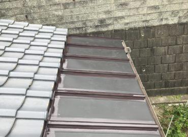 板金塗装工事 工程3