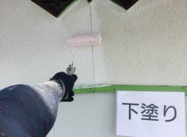外壁塗装工事 工程4