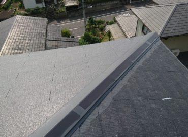 屋根塗装工事 工程3