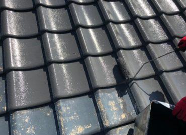 屋根塗装工事 工程5